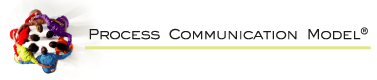Process Communication Model Logo full